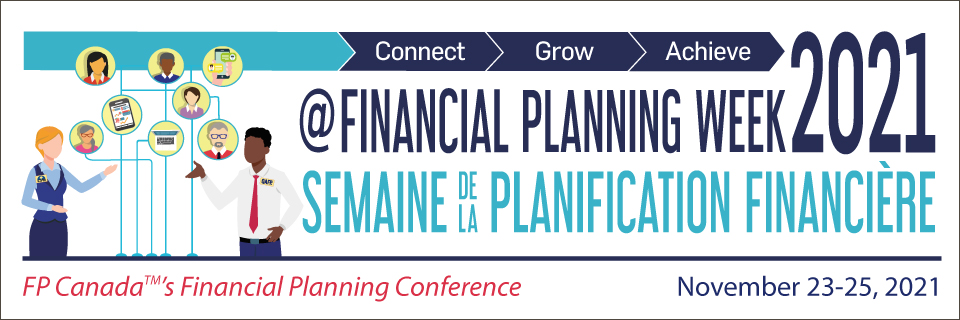 Financial Planning Week 2021 Connect Grow Achieve